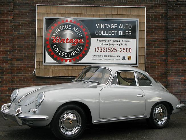 Vintage Auto Collectibles Be Transported Classic 356 Porsches And